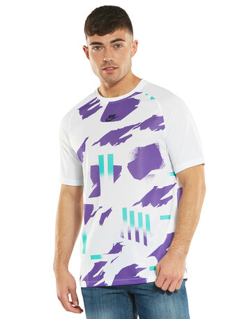 Mens Festival Print T-Shirt