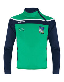 Kids Limerick Slaney Side Zip Top