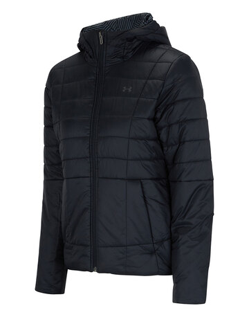 Womens Insulated Hooded Jacket