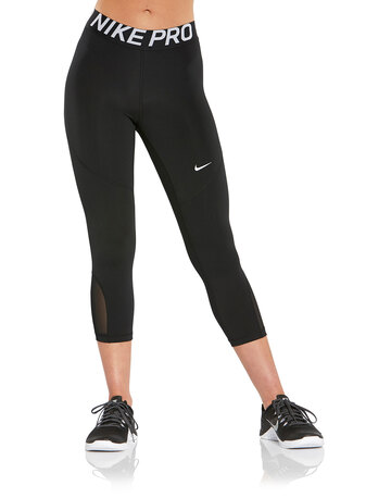 Womens Pro Capri Leggings