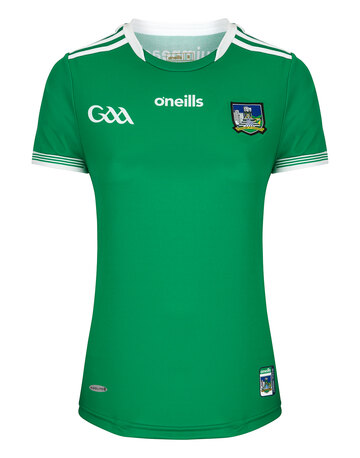 Womens Fit Limerick Home Jersey