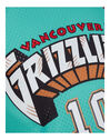 Mike Bibby Vancouver Grizzlies Basketball Jersey