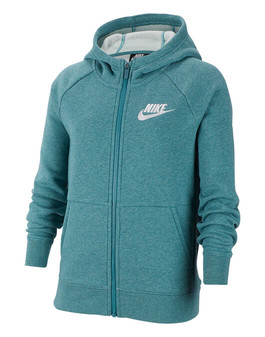 Older Girls Fleece Lined Hoodie