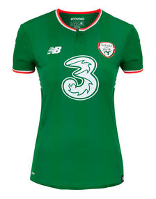 Ireland Womens Home Jersey