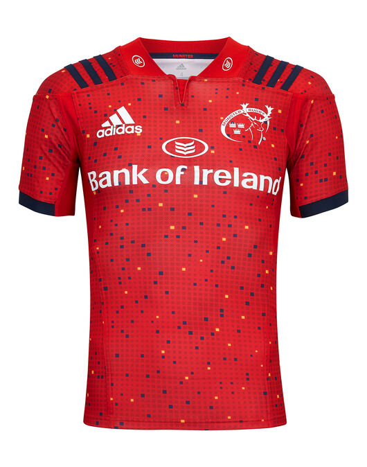 Adult Munster Euro Players Jersey 19/20