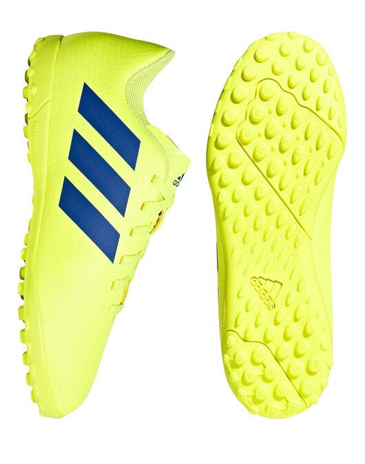 acbd148b0518 Kid s Yellow adidas Nemeziz 18.4 Astro Boots
