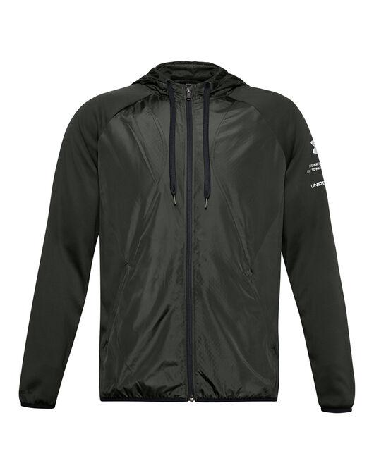 Mens AF Storm Full Zip Hooded Jacket