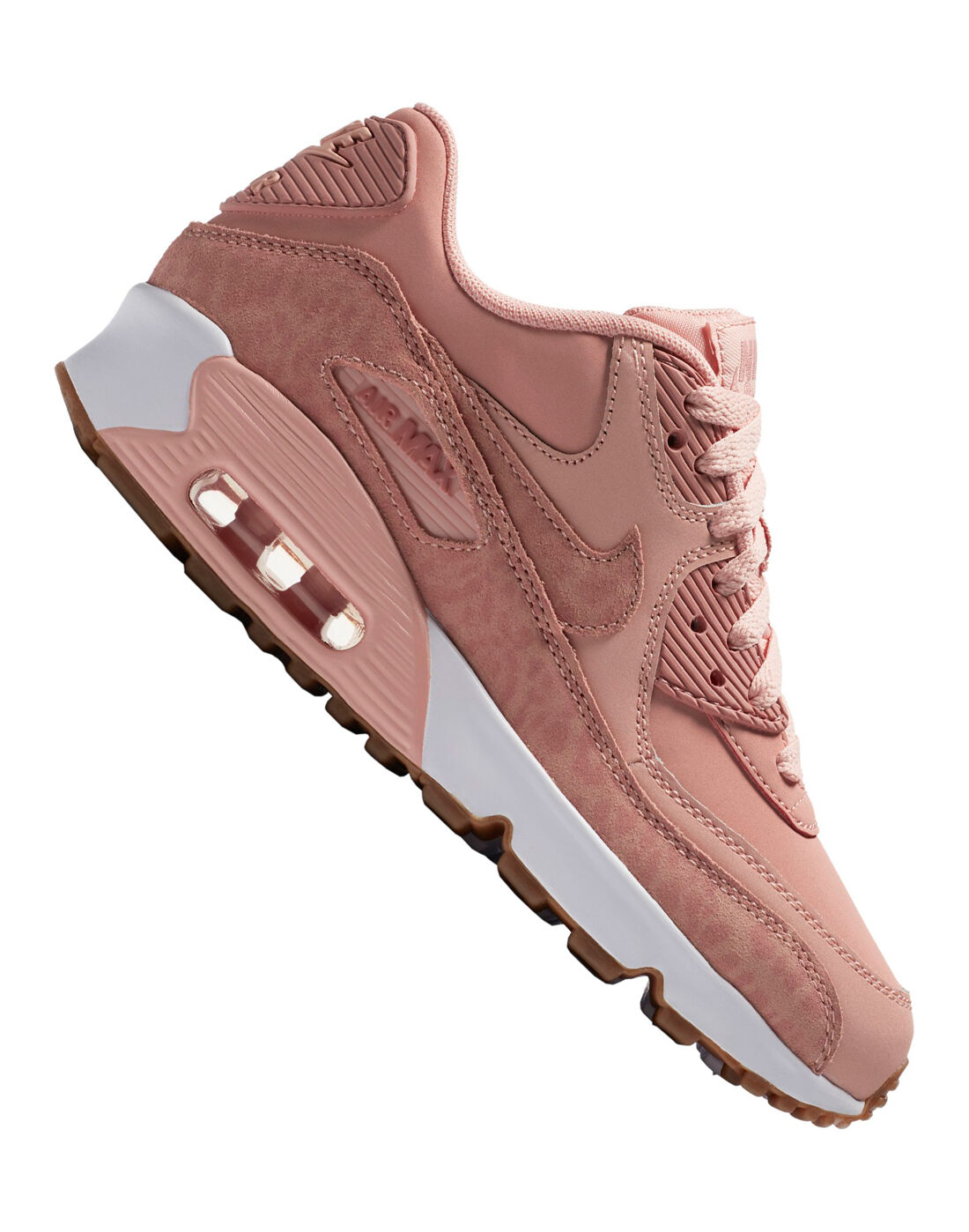Girls Nike Air Max 90 | Pink | Life Style Sports