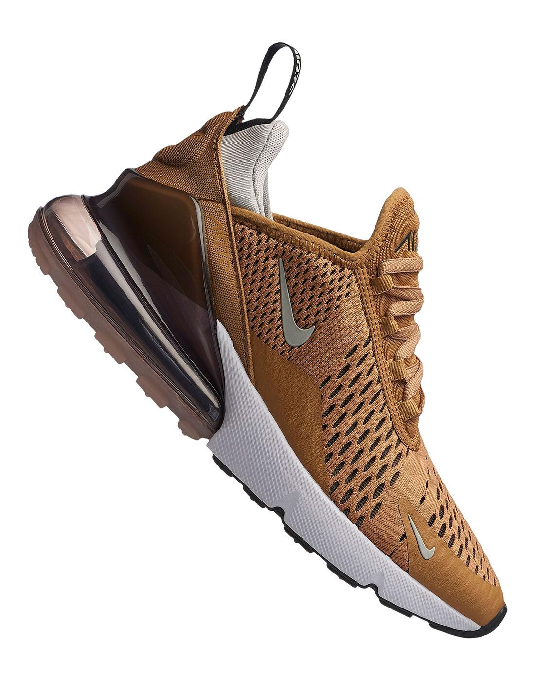 Kid's Nike Air Max 270 | Gold | Life