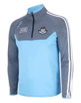 Mens Dublin Kasey Mid Layer Half Zip Top