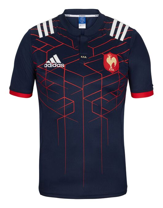 Adult France Home Jersey