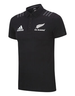 Mens All Blacks Polo