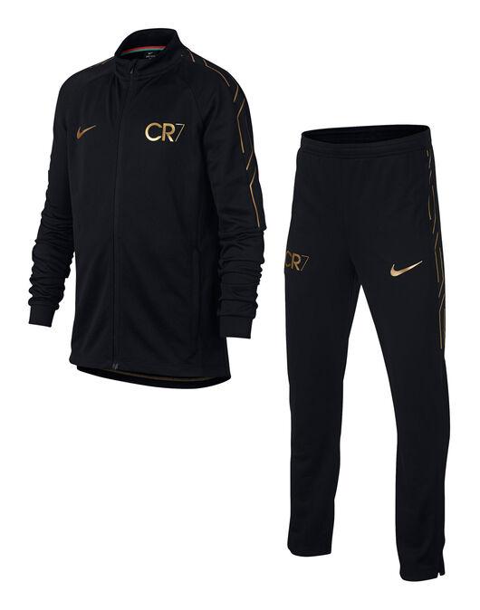 sale retailer dc64b f8b6e Boys Nike CR7 Full Tracksuit | Black | Life Style Sports