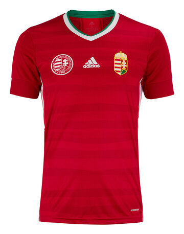Adult Hungary Euro 2020 Home Jersey