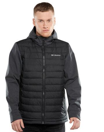 Mens Hybrid Lite Jacket