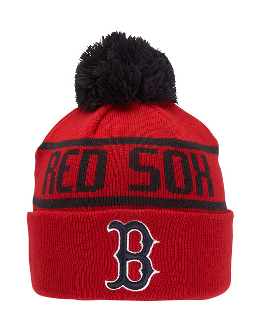 Boston Red Sox Bobble Knit