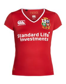 Womens Lions Pro Matchday Jersey