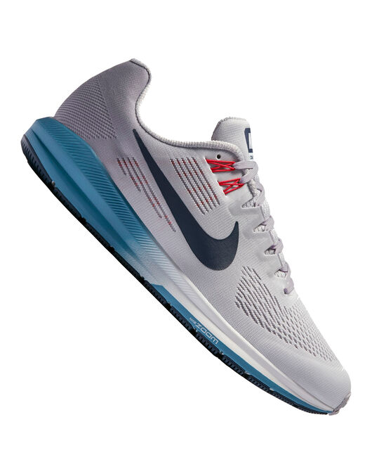 sneakers for cheap 5c926 23888 Men's Nike Air Zoom Structure 21 | Grey | Life Style Sports
