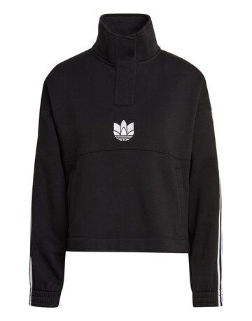 Womens Fleece Sweatshirt