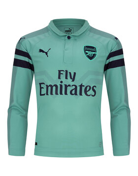 Kids Arsenal 18/19 Third LS Jersey