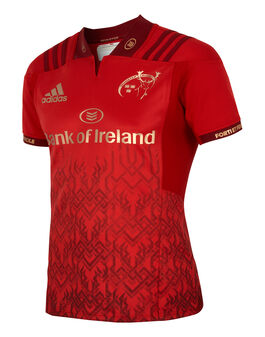 Adult Munster Home Players Jersey