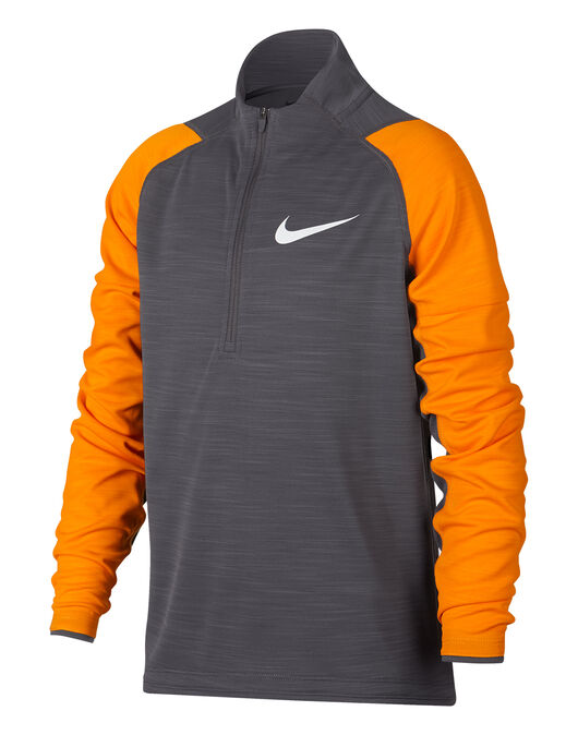 9a25d52c91 Nike Older Boys Dry Half Zip Top | Life Style Sports
