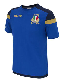 Mens Italy Training Tee 2018