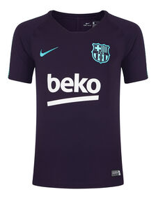 Kids Barcelona Training Jersey