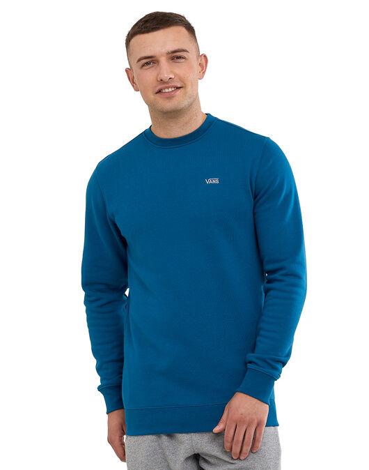 Basic Fleece Crew Neck Sweatshirt