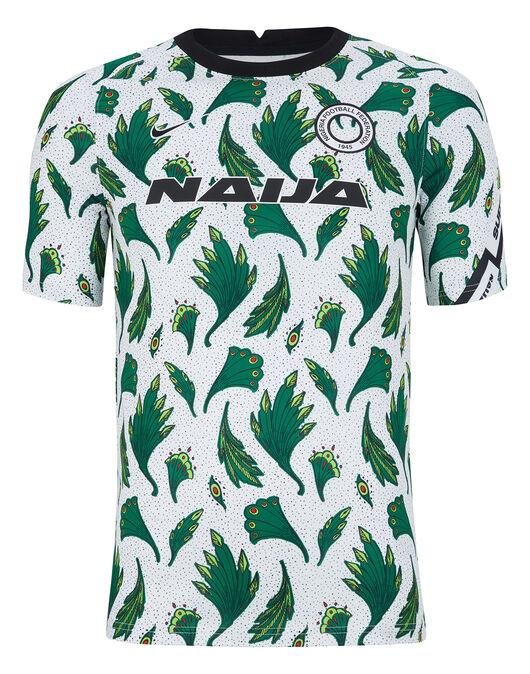 Adult Nigeria Pre Match Jersey