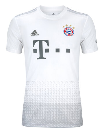 Adult Bayern Munich Away 19/20 Jersey