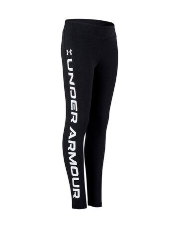Older Girls Sportstyle Branded Leggings