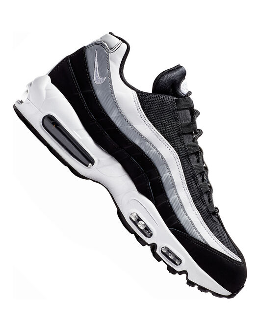 a76dbd96593 Men s Black Nike Air Max 95 Essential