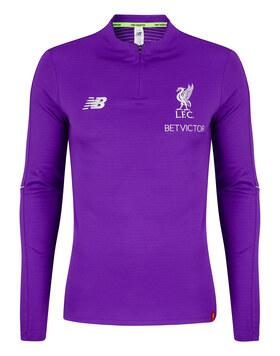 Mens Liverpool Elite Training 1/4 Zip