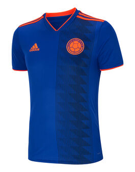 Adult Columbia WC18 Away Jersey