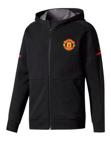 Adult Man Utd 17/18 Anthem Squad Jacket