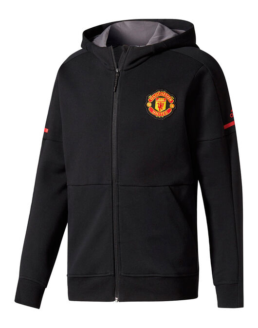 Adult Man Utd 17/18 Anthem Squad Jacket