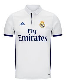 Adult Real Madrid Home 2016/17 Jersey