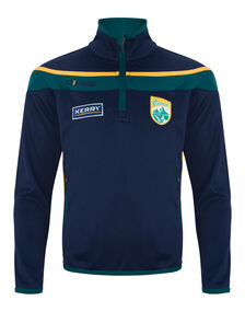 Kids Kerry Slaney Half Zip Top