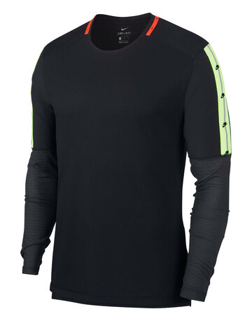 Mens Wild Run Top