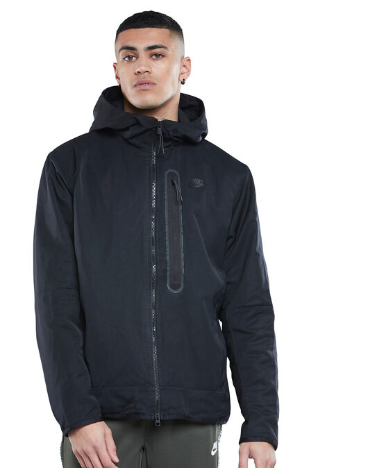 Mens Tech Fleece Repel Jacket