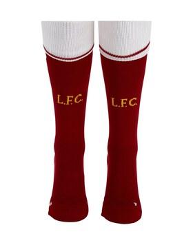 Adult Liverpool 17/18 Home Sock
