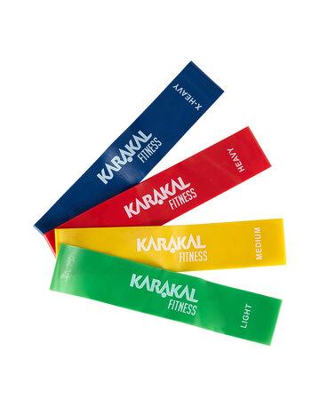 Karakal Loop Band Set x 4