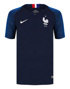 Kids France Home WC18 Jersey