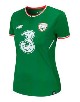 Ireland Womens Home Jersey
