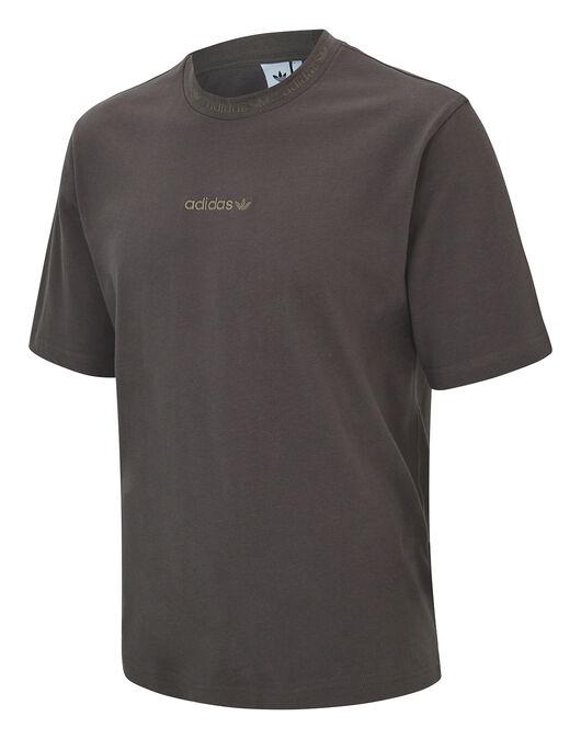 Mens Premium Rib Detail T-Shirt