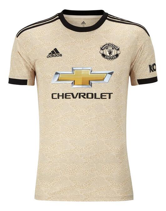 cheaper 50c5e 84228 adidas Adult Man Utd Away 19/20 Jersey