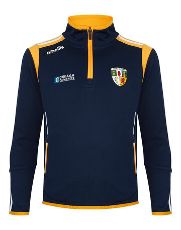 Kids Antrim Solar Half Zip Top