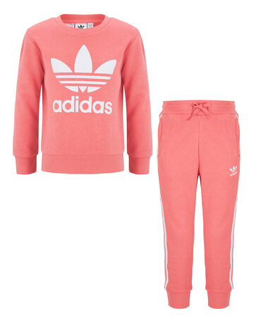 Younger Girls Sweatshirt Set