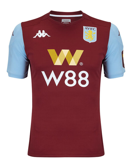 Mens Aston Villa Home 19/20 Jersey